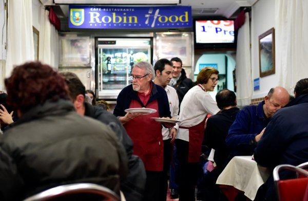 Et si on ouvrait un restaurant pour SDF comme à Madrid ?