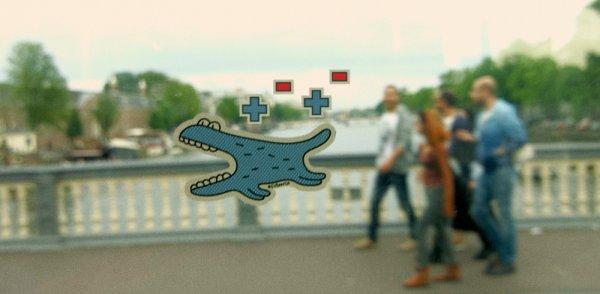 à Amsterdam Bye Bye Pokemon Go !