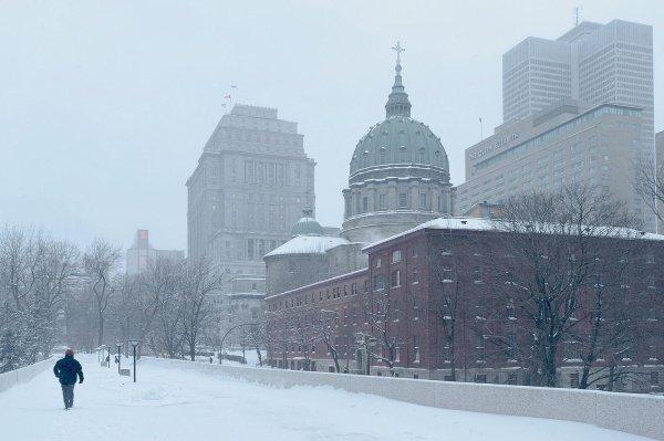 Aux origines religieuses de Montréal