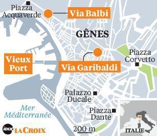 Gênes en ses palais