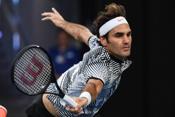 Roger Federer, retour vers le futur