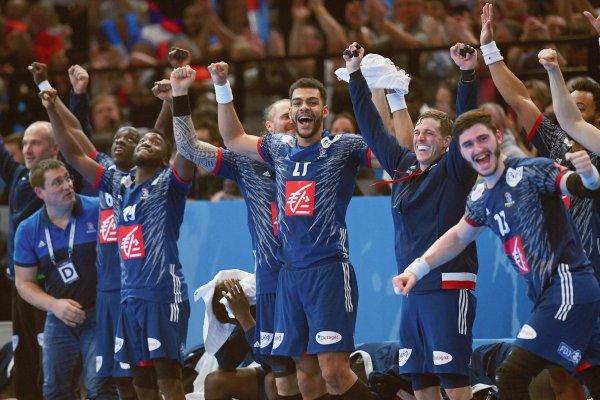 Les handballeurs français sont toujours les rois du monde