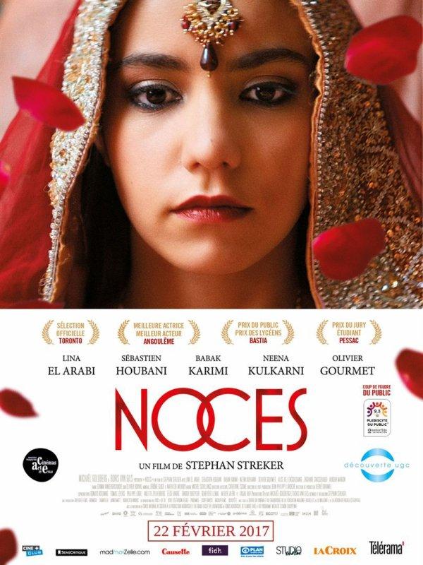 Noces *** de Stephan Streker Film belgo-francopakistanais, 1 h 38