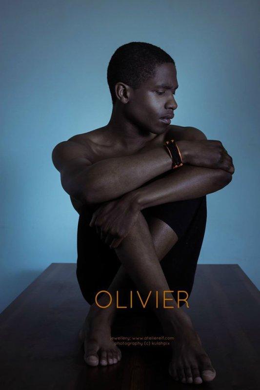 Olivier Chapusette, modèle