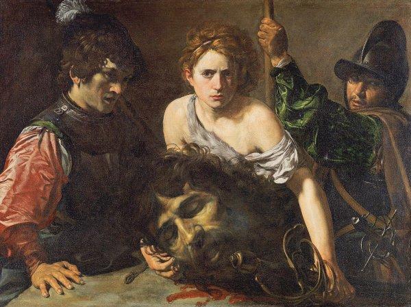 Valentin de Boulogne au Louvre