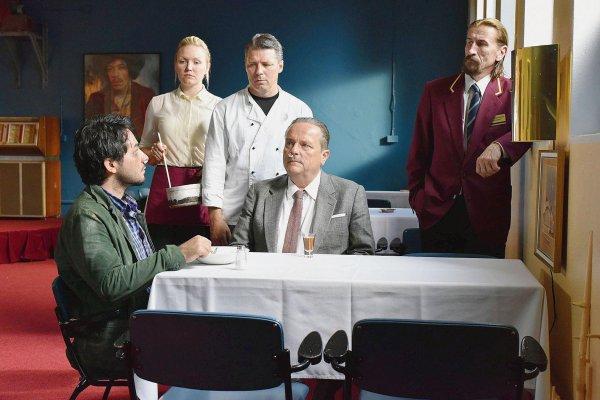 L'Autre Côté de l'espoir *** d'Aki Kaurismäki Film fnlandais, 1 h 38