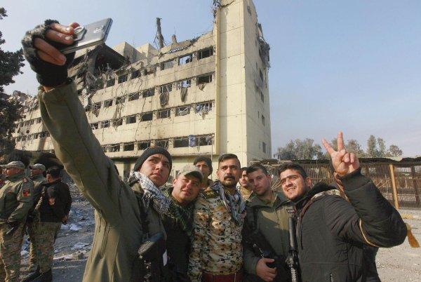A Mossoul, les incertitudes de l'après-Daech