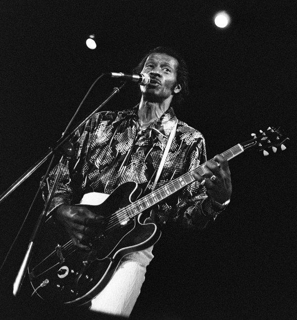 Chuck Berry, la voix du rock, s'est tue