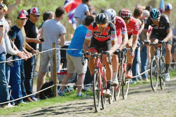 Sur Paris-Roubaix, un Belge peut en cacher un autre