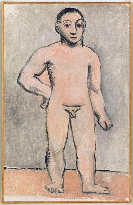 Picasso primitif Musée du Quai-Branly-Jacques-Chirac Jusqu'au 23 juillet 2017