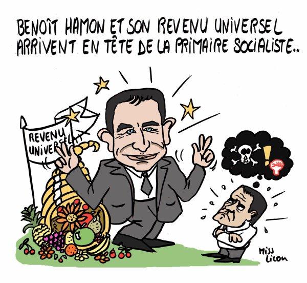 Benoît Hamon, la révolution en pente douce Portrait par Cécile Coulon