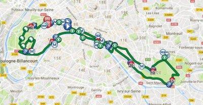 Marathon de Paris 2017 : les résultats