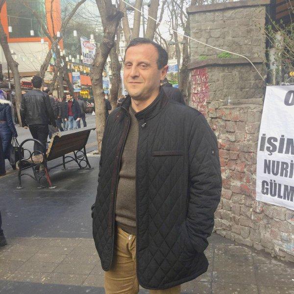 Ahmet Murat Aytaç banni de l'université turque
