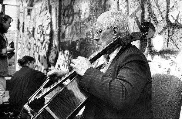 Rostropovitch, le violoncelle éternel