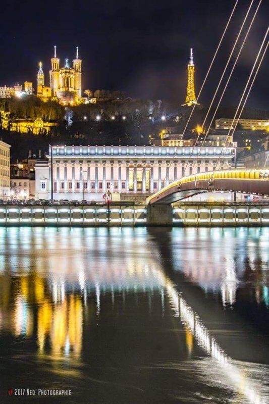 Lyon, en passant