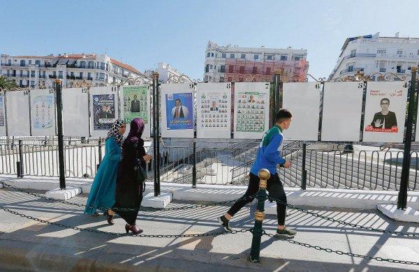 La fiction politique des élections en Algérie