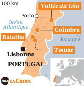 Les fabuleux trésors du centre du Portugal