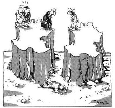 Fractures sociales