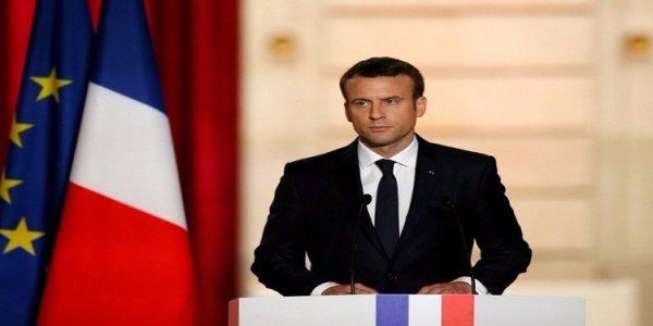 Emmanuel Macron  Président de la République