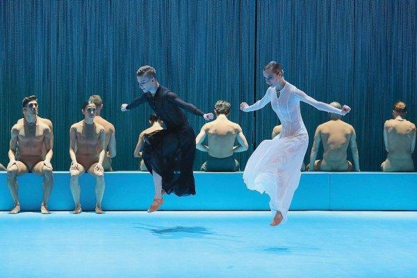 Noé, nouveau ballet de Thierry Malandain, Théatre de Chaillot