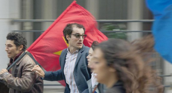 Le Redoutable *** De Michel Hazanavicius Film français, 1 h 42