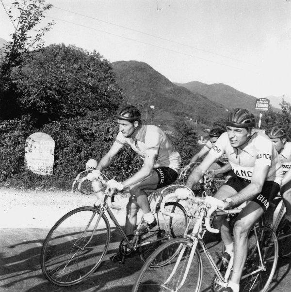 Un roman du Tour d'Italie