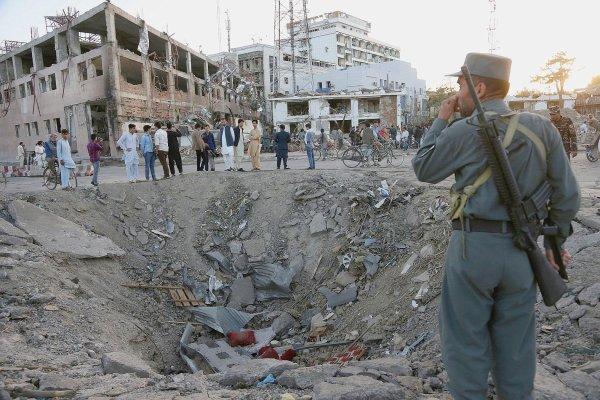 Kaboul meurtrie