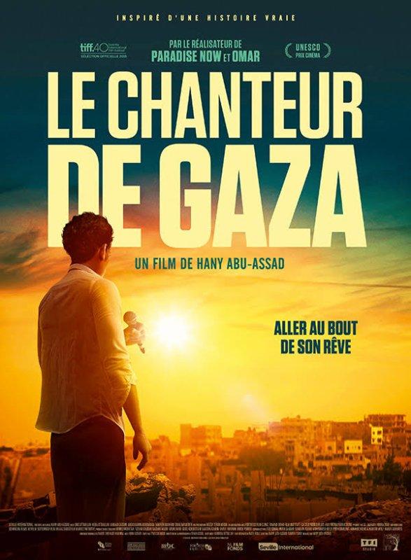 Le Chanteur de Gaza ***  de Hany Abu-Assad  Film palestinien, 1 h 40