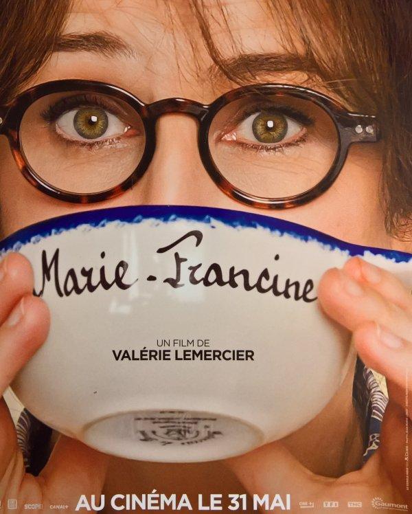 Marie-Francine **  de Valérie Lemercier  Film français, 1 h 35