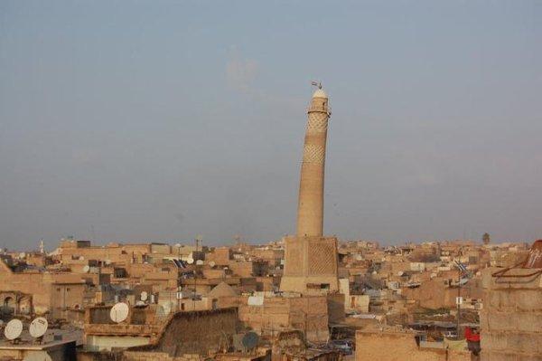 Mossoul ville ravagée
