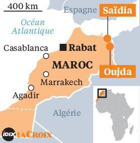Oujda, un drame frontalier