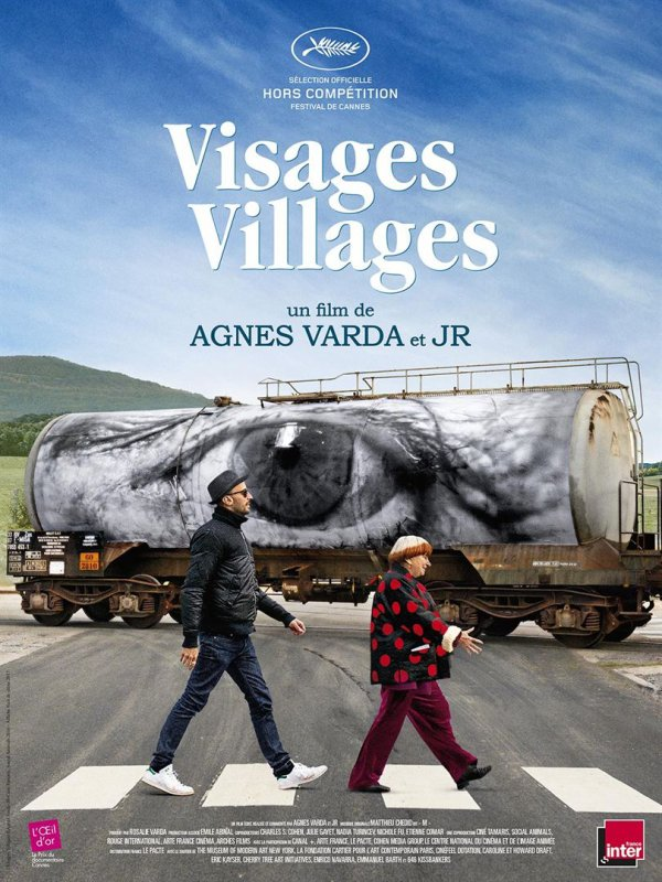Visages villages film de Agnès Varda et JR