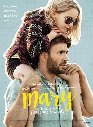 Mary ***  de Marc Webb  Film américain, 1 h 41
