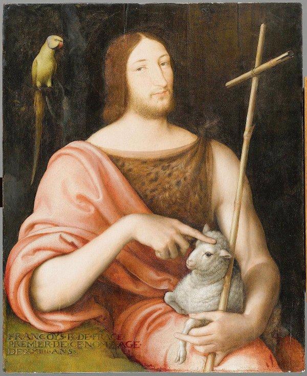 François Ier et l'art des Pays-Bas Expo au musée du Louvre jusqu'au 15 janvier 2018