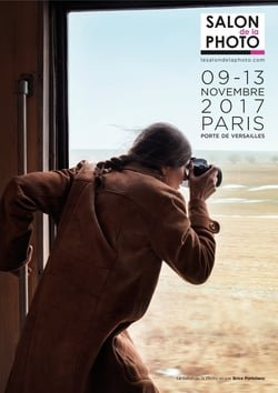 Foire inter.de la Photo Paris Grand Palais et Salon de la photo Porte de Versaillesdu 9 au 12 nov.2017