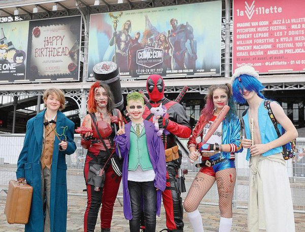 Le « cosplay » ou l'art du déguisement