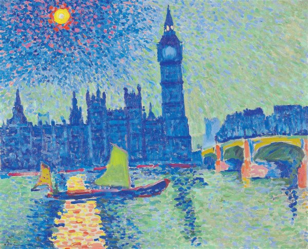 Expo Derain 1904-1914, au Centre Pompidou jusqu'au 29 janvier 2018
