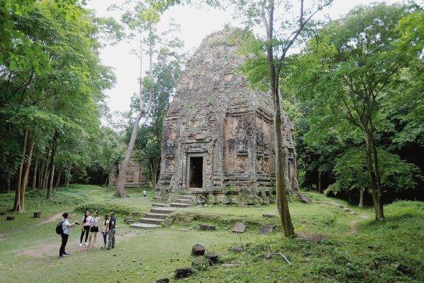 Au Cambodge, un voyage dans le temps