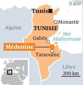 En Tunisie, les naufragés de Libye