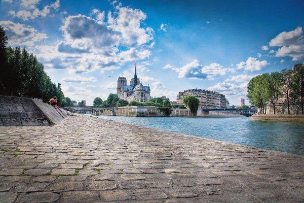 Le « Paris, Port-de-Mer » de Blaise Cendrars