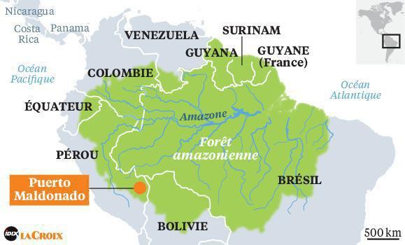 L'Amazonie, un poumon vert à préserver