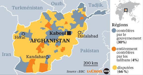 En Afghanistan, la guerre au quotidien