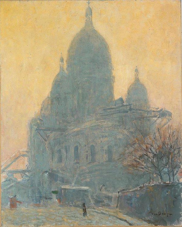 Kees Van Dongen à Montmartre