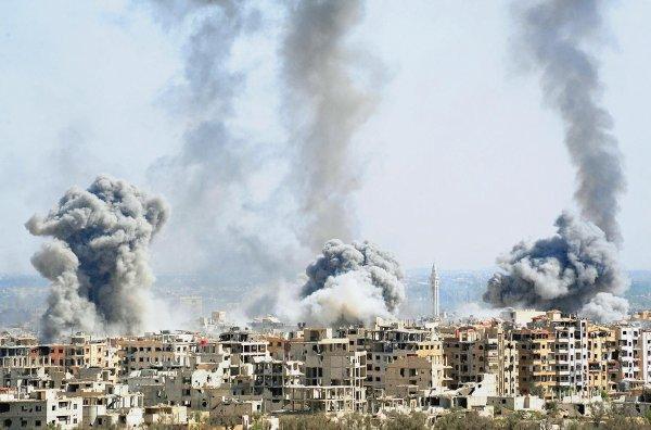« Les atrocités de Daech ont fait oublier les crimes de masse de Bachar Al Assad »