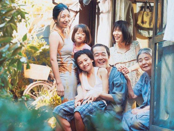 Une affaire de famille *** de Hirokazu Kore-eda   En compétition