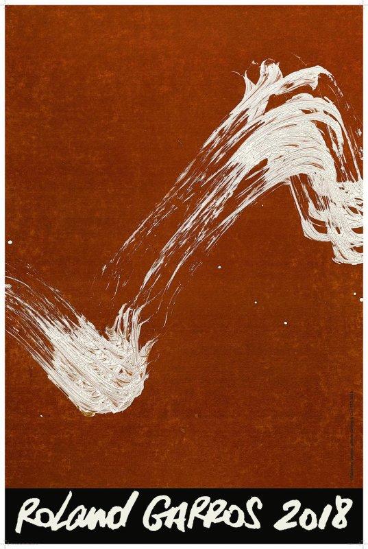 SPORT Fabienne Verdier, une peintre qui a saisi la balle au bond