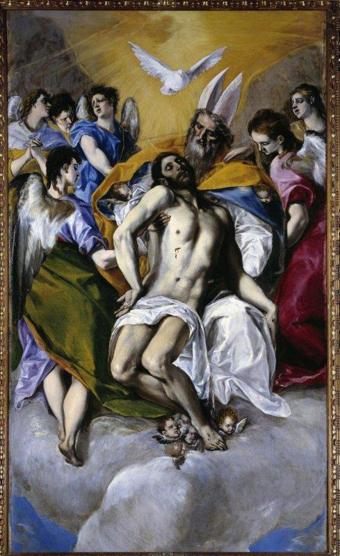 « La Trinité » du Greco