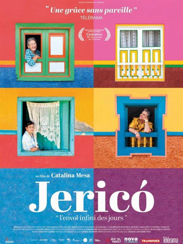 Jericó, le vol infini des jours *** de Catalina Mesa Film franco-colombien, 1h18