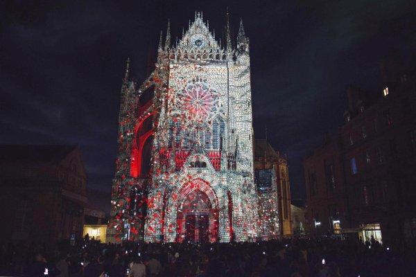 A Metz, les églises deviennent ½uvres d'art