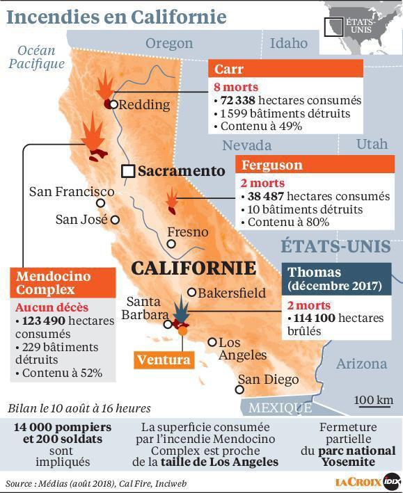 La Californie ne se résigne pas
